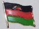 Malawi Country Flag Enamel Pin Badge